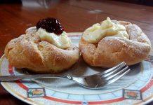 Zeppole con crema pasticcera ricetta semplice