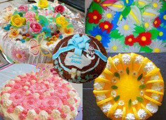 15 Torte di compleanno fatte in casa