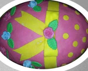 Dolci pasquali: Torta uovo di Pasqua senza glutine