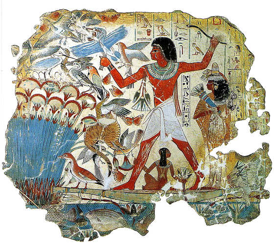 Tomb of Nebamun Arte Egizia