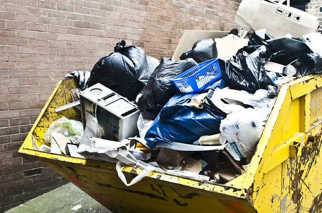 rifiuti e inquinamento da plastica