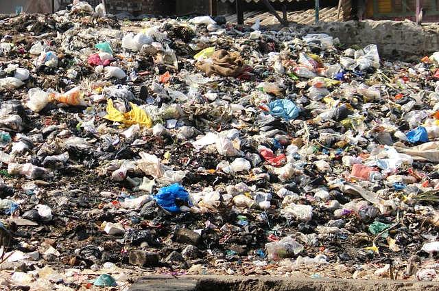 Le discariche e Inquinamento da plastica