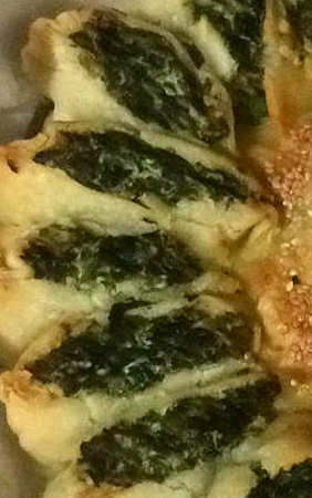 Ingredienti Torta salata girasole senza glutine ricotta e spinaci