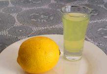 Limoncino limoncello ricetta semplice fatta in casa con 6 passaggi importanti