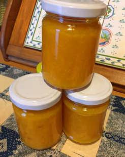 Ingredienti Marmellata di mandarini senza buccia fatta in casa