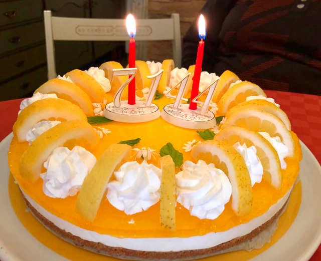 Ingredienti del Cheesecake al limone senza cottura