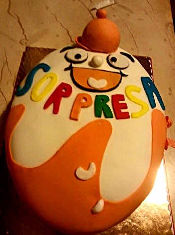 Ingredienti Torta sorpresa senza glutine