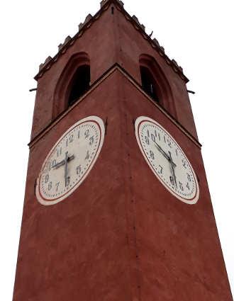 Alte langhe Dogliani Torre del Municipio