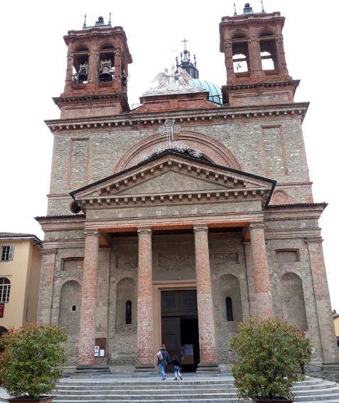 Alte Langhe Murazzano, chiesa