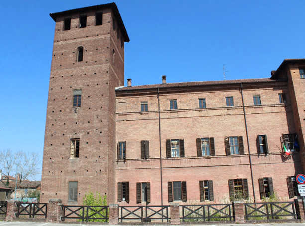Castello Visconteo Vercelli 11