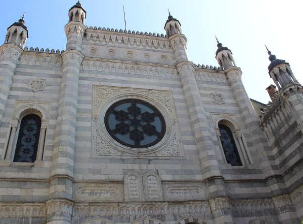 Sinagoga Vercelli 12