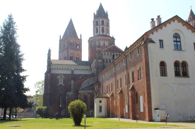 Vercelli Basilica di Sant'Andrea 2