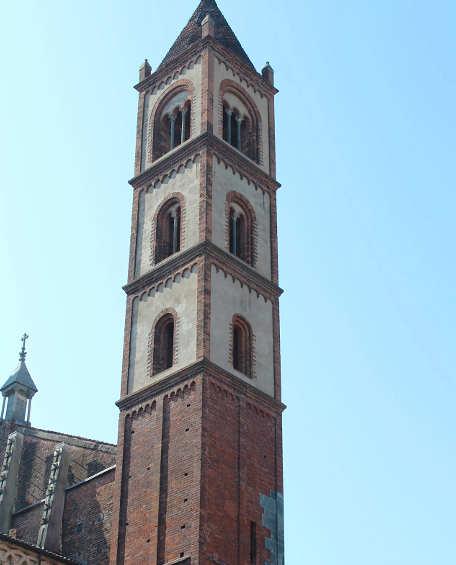 Campanile della Basilica di Sant'Andrea