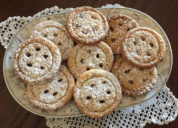 Ricetta Baiocchi fatti in casa senza glutine ricetta semplice