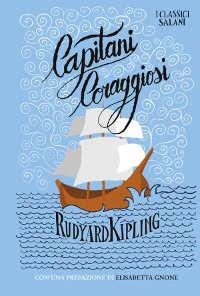 Copertina di Capitani Coraggiosi (per gentile concessioni Gruppo GEMS editore)