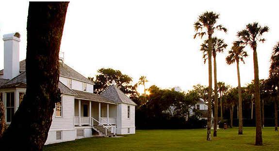 Anne Kingsley: Casa della piantagione Kingsley oggi