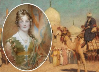 Jane Digby: dall'Inghilterra vittoriana al deserto siriano