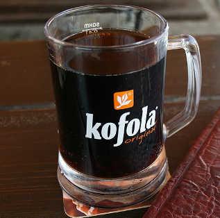 Bicchiere di  Kofola