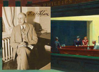La grafia di Edward Hopper: Il gesto grafico e il gesto pittorico della solitudine