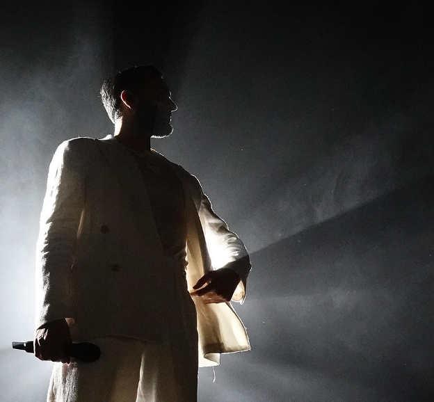 Marco Mengoni foto dal concerto