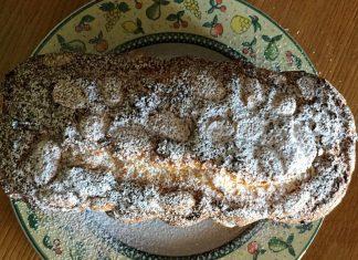Plumcake senza glutine con cioccolato bianco e mascarpone