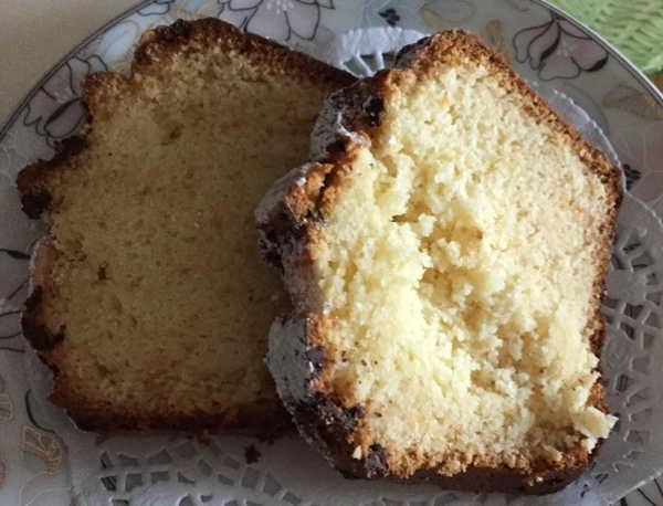 Ricetta Plumcake con cioccolato bianco e mascarpone