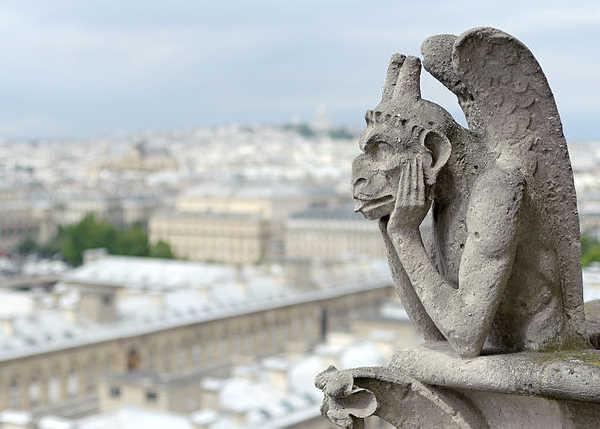 I gargoyle di Notre-Dame fra misteri, leggende e romanzi 6