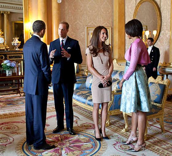 60 regole che nella famiglia reale inglese devono sempre seguire