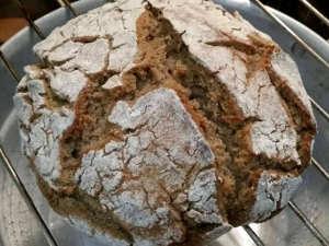 Pane senza glutine a ridotto indice glicemico