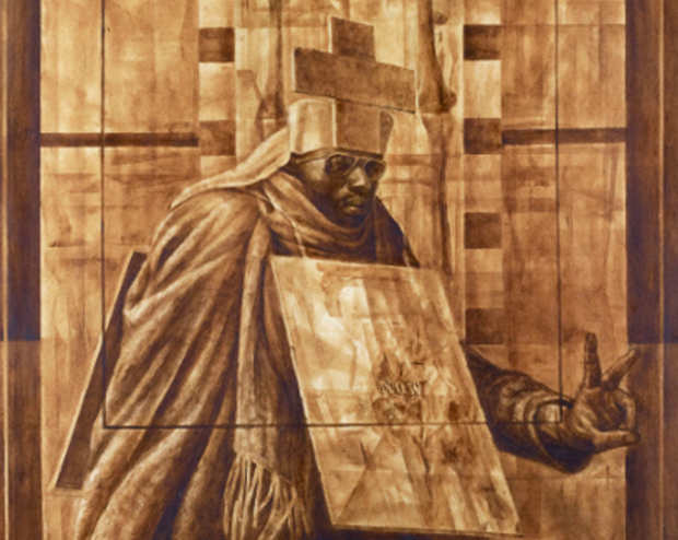 Black Pope, Charles White