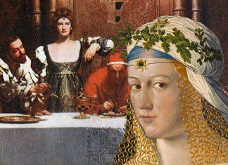 Lucrezia Borgia 500 anni di leggenda nera immeritata a