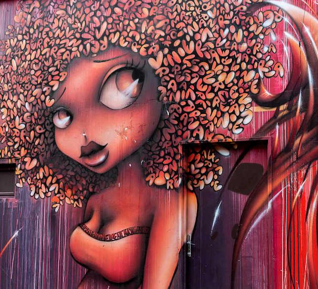 Street Art: Vinie