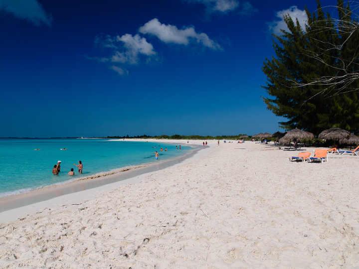 10 spiagge tra le migliori del mondo: La playa de Cayo Largo a Cuba
