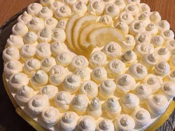 Cheesecake al limone senza glutine e senza cottura