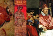 7 sfumature di colore rosso nella pittura dall'antichità ad oggi
