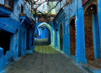 Chefchaouen (o Chaouen) la perla blue del Marocco