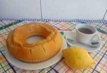 Ciambella senza burro al limone con miele ricetta semplice e veloce