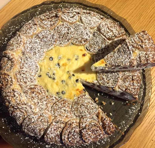 Ingredienti Crostata di ricotta girella senza glutine