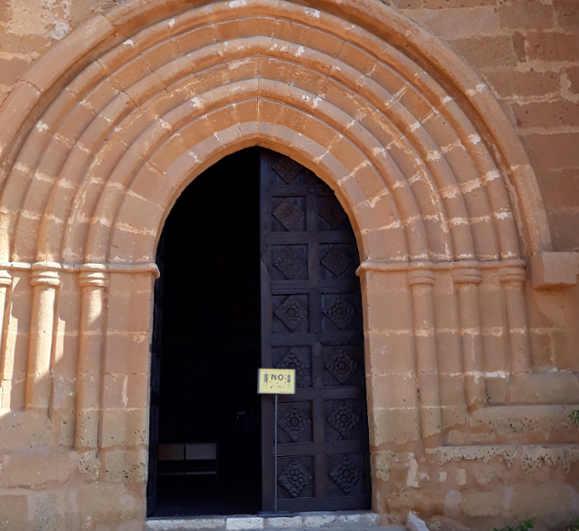 Ingresso Chiesa di San Nicola Agrigento