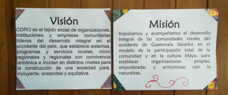 CDRO in Guatemala