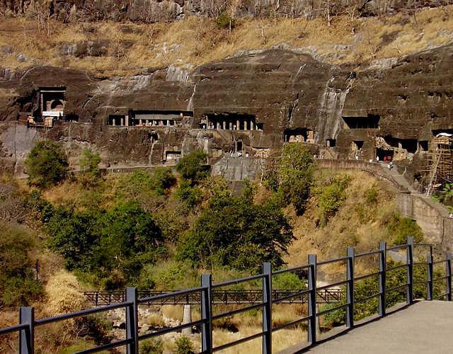 Grotte di Ajanta 7