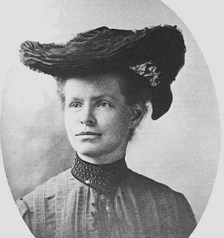 Nettie Stevens genetista e microbiologa