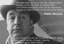 Pablo Neruda frasi, citazioni e interviste