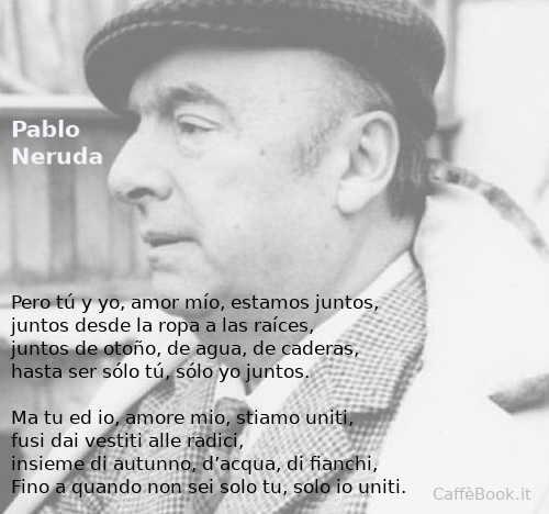 Citazioni da poesie di Pablo Neruda frasi 8
