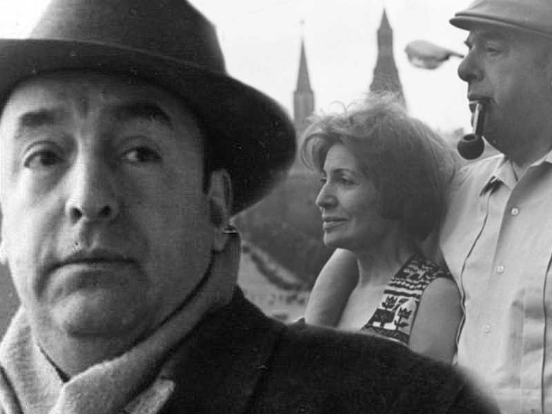 Pablo Neruda poesie, vita e amori