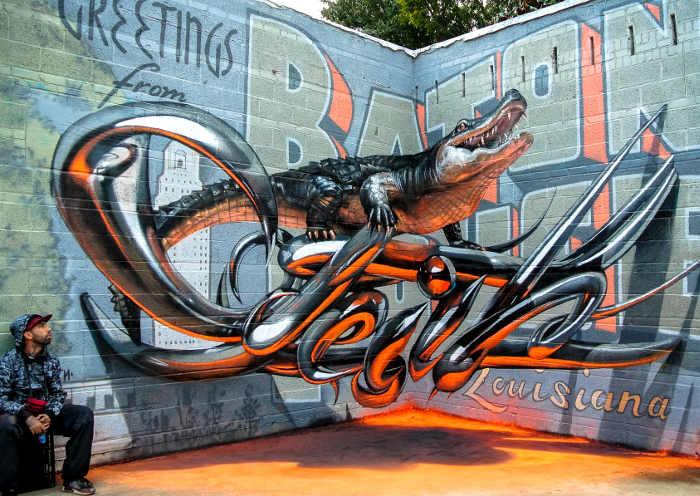Sergio Odeith, murales 3D 5