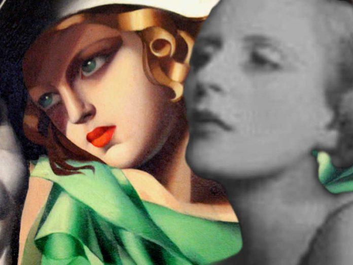 Tamara de Lempicka, la vita al limite della regina dell'Art déco