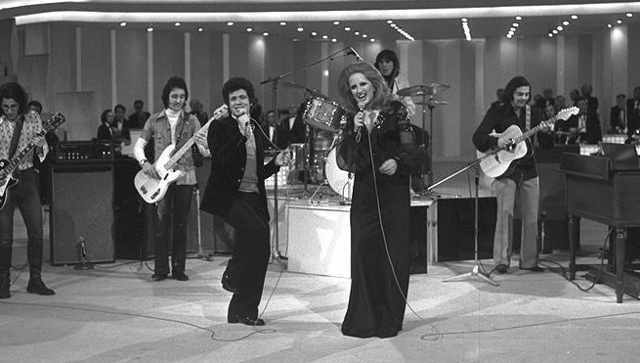 Duetto Lucio Battisti Mina 1972