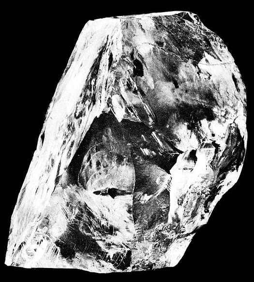 Il diamante Cullinan