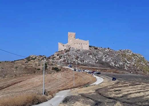 Castello di Montechiaro, Sicilia